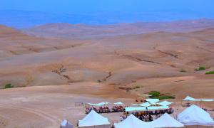 seminar i ørkenen